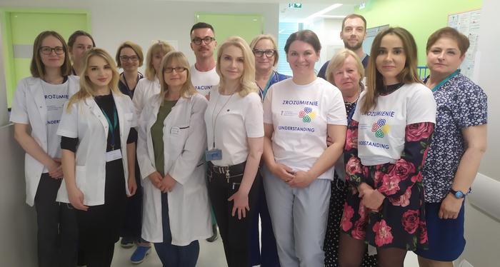 Zespół Kliniki Dermatologii, Wenerologii i Alergologii oraz Kliniki Pediatrii, Hematologii i Onkologii GUMed